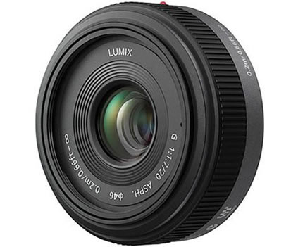 Panasonic LUMIX G 20mm