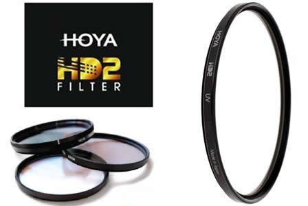 Hoya HD2 Glass Filters