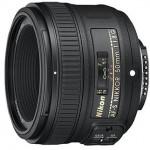 Nikon 50mm f/1.8G AF-S NIKKOR FX Lens Review