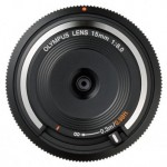 Olympus Body Cap Lens 15mm F8.0 Review