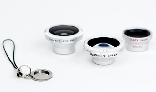 Photojojo Fisheye Lens