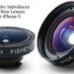 Schneider Introduces Two New Lenses for iPhone 5
