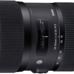Sigma Unveils the First Constant f/1.8 Zoom Lens