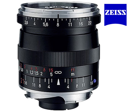 Zeiss Biogon T* 2,8/21 ZM