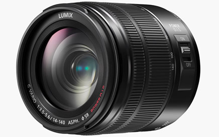 Panasonic Lumix G VARIO 14-140mm