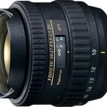 Tokina AT-X 10-17mm f/3.5-4.5 DX Fish-eye Review