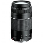 Canon EF 75-300mm f/4-5.6 III Lens Review