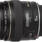 Canon EF 85mm f/1.8 USM Telephoto Lens Review
