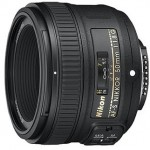 Nikon 50mm f/1.8G AF-S NIKKOR FX Lens Review