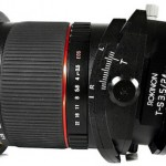 Rokinon T-S 24mm Lens Will Be Available Next Month