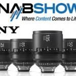 Sony Shows New Camera Lenses in NAB 2013